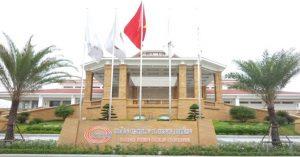 Chống sét lan truyền cho Sân Golf Long Biên